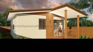 The NORFOLK GRANNY FLAT - 1 Bdm BRISBANE Granny Flats Brisbane City Brisbane North West Preview