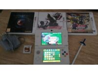 New 3ds with 4 top games