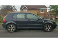 VW Golf 1.9 TDI 02 Reg