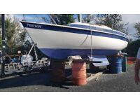 Cheap boat for quick sale. Newbridge navigator
