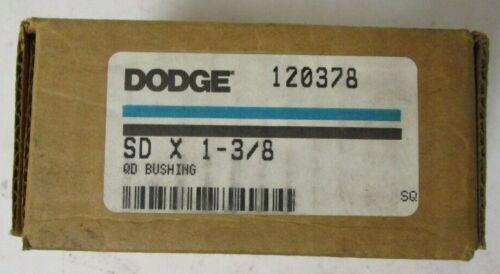 Dodge SD x 1-3/8 QD 120378 Bushing