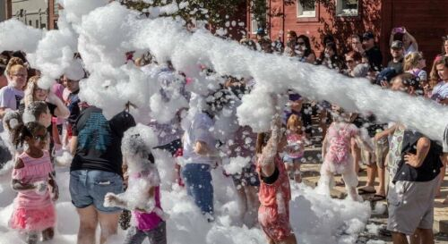 Foam Party Business for Sale