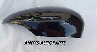 FORD B MAX 2012 WING MIRROR COVER LH OR RH SIDE IN PANTHER BLACK