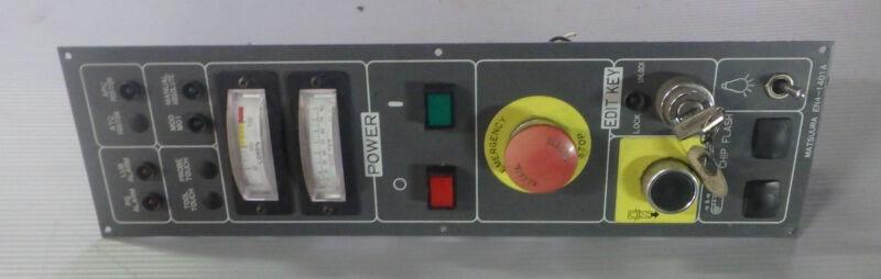 Matsuura-Yasnac-PCB-Operator-Control-Panel_EN4-1401A_EN41401A _920509818