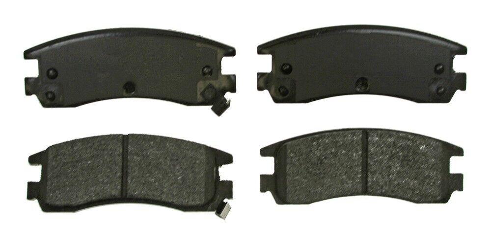 Lumina Venture Monte Carlo Rear Brake Pad-Premium Pads For 00-07 Chevy Impala