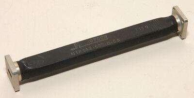 Flexible Twistable Waveguide Wr-42 -500-n-xx-a Chose 6 12 Or 24 Neoprene Brass