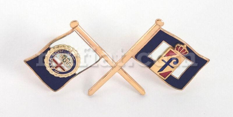 Alfa Romeo Pininfarina Flag Emblem New