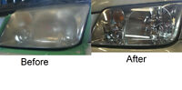 Automotive Headlight Restoration 'Access Auto'