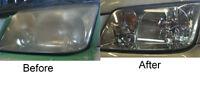Automotive Headlight Restoration 'Access Auto'