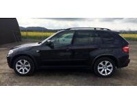 2007 BMW X5 3.0 D SE Black / Black Leather 110k, FSH , MOT NOV 18, LOVELY CLEAN FACE LIFT EXAMPLE !!