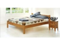 Warren Evans double bed for sale with matress