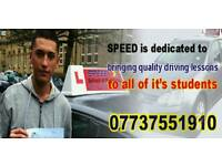 Driving instructor in bradford. Quick pass. Auto and manual