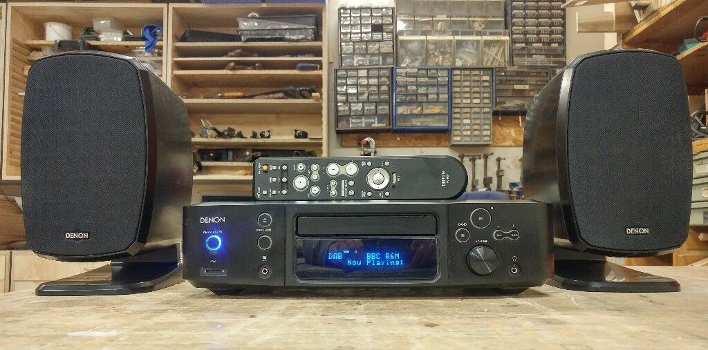 Denon S-81DAB CD DAB Receiver System | in Brighton, East Sussex | Gumtree