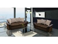 Shannon sofa range, available in various combinations and colours with FREE UK DELIVERY