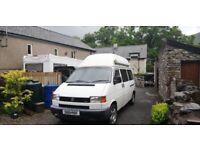 Volkswagen T4 Transporter, LWB, High Top fully converted campervan. for sale  Caernarfon, Gwynedd