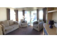 BEAUTIFUL PRE-OWNED STATIC CARAVAN SITED ON CHERRY TREE HOLIDAY PARK NR GREAT YARMOUTH NORFOLK