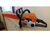 Sthil M170 Brand new chain saw