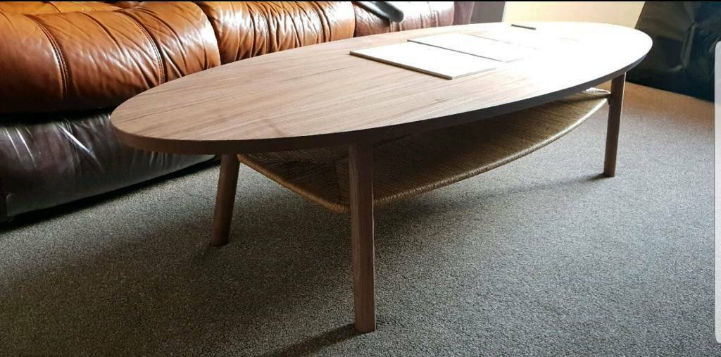 Ikea Stockholm Coffee Table In Dewsbury West Yorkshire Gumtree
