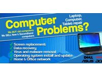 **HARD DRIVE SSD & RAM UPGRADE - PC LAPTOP COMPUTER MACBOOK IMAC - APPLE WINDOWS MAC OS X INSTALL**