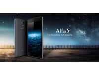 "Alfa 5 HD 5"" 3G IPS Smartphone Android5.1 SP7731 1.2GHz Quad-Core Dual Sim OTG,HEADPHONE"