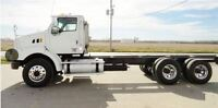 2007 Sterling AT9500 TANDEM CAB AND CHASSIS