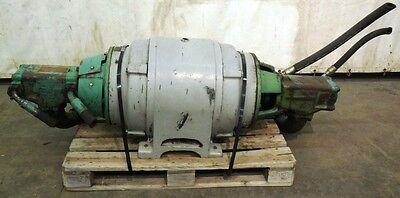 Us Electrical Motors 100hp 460 V Motor Rpm 1180 Ph3 Hz 60 Amps 242-121