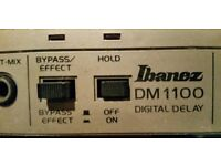 Ibanez DM 1100 Digital Delay