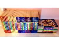 BEAST QUEST BOOKS(30) SERIES 1-5 * Mint Condition*+ 6 Bonus Books & Collection Cards in every book.