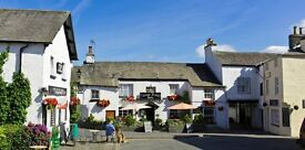 Sous Chef Required for Lake District Village Inn - Accommodation Available
