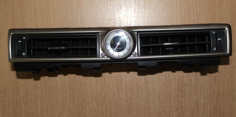 2013 LEXUS GS 450H GWL10 / RHD CENTER AIR VENT + LEXUS CLOCK