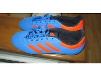 Adidas Football boots suitable for Firm Ground – Perfect conditions like new