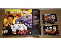 Nintendo N64 Console Bundle