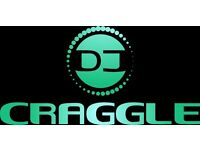 DJ Craggle - Available for hire @ very reasonable rate / Kids discos, birthday parties, weddings etc