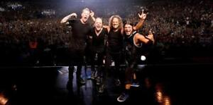 Metallica Tickets - Cheaper Tickets Than Other Ticket Sites, And We Are Canadian Owned!