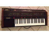 LOGAN BIG BAND Vintage Analog Italian Synth String Machine EXTREMELY RARE LIKE NEW!