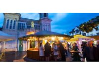 Bar Staff Wanted for Christmas Market