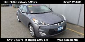 2016 Hyundai Veloster Auto - 7 Touch Screen & Fog Lamps