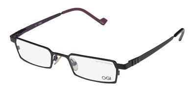 NEW OGI 2222 SLIM STYLE COMFORTABLE HIP DESIGNER EYEGLASS (Frame Glasses Designer)