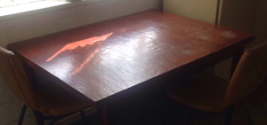 Wooden/Ply Dining Table - FREE Blacktown Blacktown Area Preview