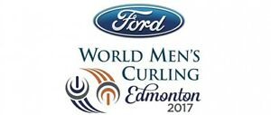CURLING FANS - FORD WORLD'S MEN CURLING 2017
