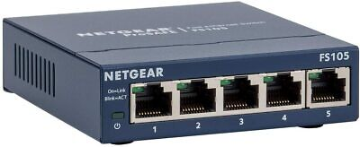 NetGear ProSafe - FS105 - Switch