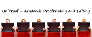UniProof - Academic Proofreading and Editing New Lambton Newcastle Area Preview