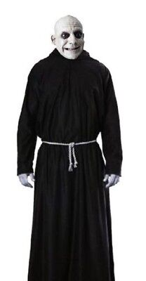 Old Time Creepy Uncle Fester Addams Family Costume Fancy Dress Halloween XXL ()