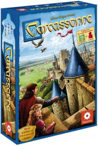 CARCASSONNE - BOARD GAME AT TEDDY N ME