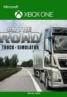 On The Road The Truck Simulator (Xbox One, X|S) - Digital code...
