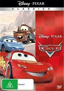 CARS = NEW+SEALED Disney-Pixar R4 DVD