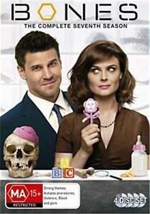 BONES Season 7 : NEW DVD