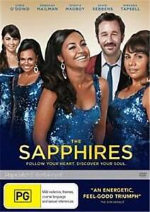 THE SAPPHIRES : NEW DVD