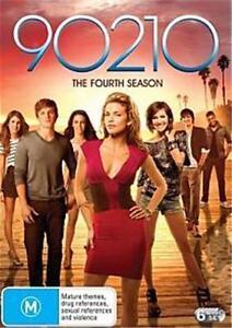 90210 Season 4 : NEW DVD