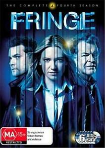 FRINGE Season 4 : NEW DVD